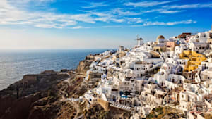 Get paid to travel through Greece