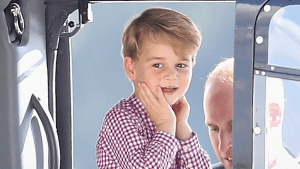 Royal kids' cutest moments