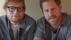Prince Harry, Ed Sheeran collab on mental illness