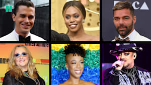 Queer celebrities on coming out