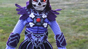 This mom crochets incredible Halloween costumes
