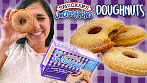 How to make Uncrustables doughnuts