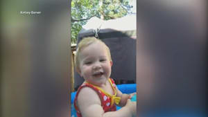 Little girl's infectious laugh will make you smile