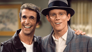 Henry Winkler on Happy Days drama with Ron Howard
