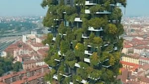 Futuristic vertical forests are coming to Africa
