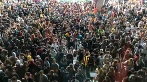 Katalonien: Heftige Proteste nach Urteilen gegen Separatistenführer