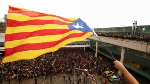 """Barcelona: Demonstranten fühlen sich """"unterdrückt"""""""