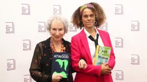 Booker-Preis für Atwood und Evaristo