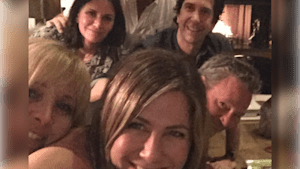 Jennifer Aniston joined Instagram with epic selfie