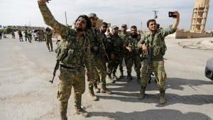 Türkischer Präsident Erdogan lehnt Waffenruhe ab