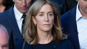 Felicity Huffman's life in federal prison