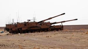 Nach US-Rückzug: Syrische Truppen übernehmen Kontrolle von Grenzstadt Kobane