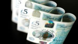 Britisches Pfund unter Druck