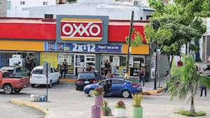 Straßenkämpfe in Mexiko