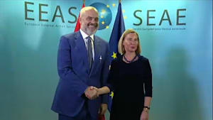 EU-Gipfel: Balkan-Erweiterung in der Sackgasse