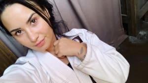 Demi Lovatos Snapchat wurde gehackt
