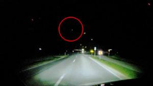 Feuerball über Bayern: Dash-Cam filmt Meteoriten-Absturz