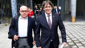Kataloniens Ex-Regionalpräsident Puigdemont bleibt in Belgien auf freiem Fuß
