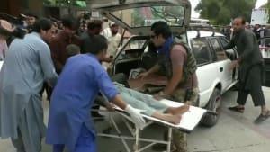 Mehr als 60 Tote bei Anschlag auf Moschee in Afghanistan