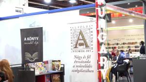 Ungarn auf der Internationalen Buchmesse in Frankfurt