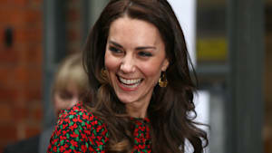 Kate Middleton conducts first TV interview