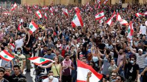 Libanon: Proteste legen öffentliches Leben lahm