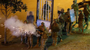Unruhen im Libanon