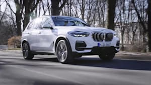 Elektrisierende Kraft für souveräne Fahrfreude - Der neue BMW X5 xDrive45e