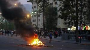 Chile: Ausnahmezustand nach Unruhen wegen Fahrpreis-Erhöhungen