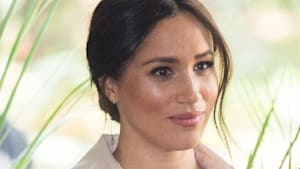 Meghan Markle opens up about being a new mom