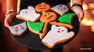 Gruselige Snack-Tipps für eure Halloween-Party