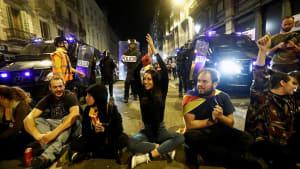Katalonienkonflikt: Madrid nur zu Dialog bereit, wenn Gewalt endet