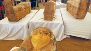 Ägypten: sensationeller Fund von 3.000 Jahre alten Mumien