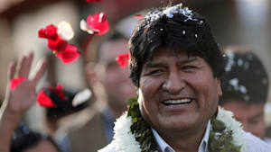 4. Amtszeit für Morales? Bolivien wählt Präsidenten