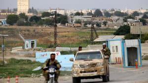 Kurdenmilizen beginnen Rückzug aus Nordsyrien