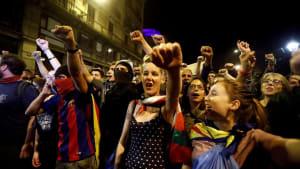 Verhärtete Fronten zwischen katalanischen Separatisten und Spaniens Regierung