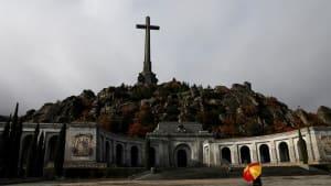 Franco-Leichnam wird am 24. Oktober umgebettet - per Hubschrauber