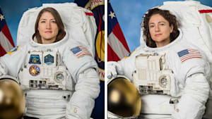 Learn about the first all-female spacewalk