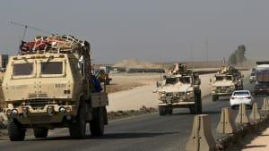 Syrien: USA setzen Truppenabzug fort