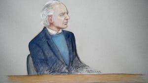 Wikileaks-Gründer Assange vor Londoner Gericht