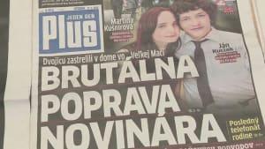 Mordfall Kuciak: Vier Verdächtige angeklagt