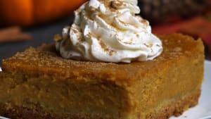 Ooey gooey pumpkin cake is better than pie