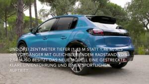 Der neue PEUGEOT 208 - Sportlich-frisches Design