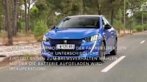 Rein elektrisch - Der PEUGEOT e-208