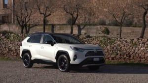 Der neue Toyota RAV4 - Das Wichtigste in Kürze