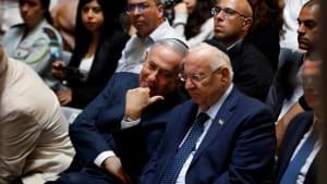 Regierungsbildung in Israel: Jetzt ist Benny Gantz an der Reihe