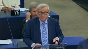 """Jean-Claude Juncker über Brexit: """"Zeit- und Energieverschwendung"""""""