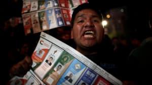 2. Wahlrunde in Bolivien? Unruhen nach Manipulationsvorwürfen