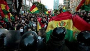 Vorwurf der Wahlmanipulation: Bolivien kommt nicht zur Ruhe