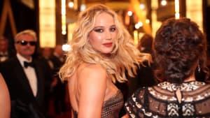 Jennifer Lawrence: Ein ganzes Hotelzimmer für ihr Hochzeitskleid